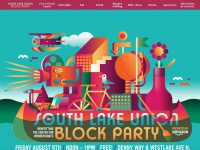 slublockparty.com