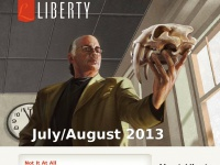 Libertymagazine.org