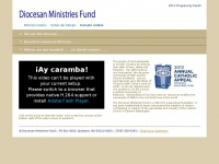 diocesanministriesfund.org Thumbnail