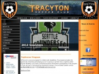 Tracytonsoccer.org