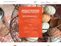 hollywoodfarmersmarket.org