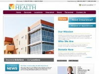 Tri-Cities Community Health // Home