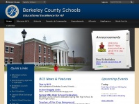 Berkeley County Schools / Homepage