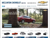 Mcclinton Chevrolet Used Cars