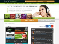 Radioloyalty.com - RadioLoyalty: Free Internet Radio for Listeners, Advertisers, Broadcasters and Partners!