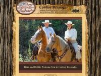 cowboydressage.com