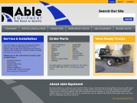 Able-equipment.com