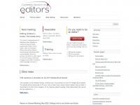 editorscanberra.org Thumbnail