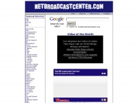 NetBroadcastCenter.com - Your Link to the Future of Broadcasting!