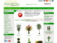 qualitysilkplants.com