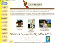 Wanderers Home Page