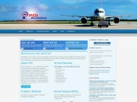 Aviation, Ground Handling, Airlines, Saipan | POI Aviation