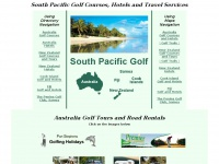 south-pacific-golf.net Thumbnail