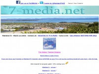 7-media.net - Mainland TV - NZ on Air, New Zealand business for sale TV Radio Internet website