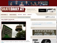 SKATEDAILY.net – Skateboarding's #1 Online News Source