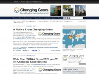 changinggears.info Thumbnail