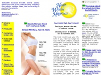 Health, Wealth & Happiness - Vital Natural Health information