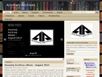 anomalyarchives.org