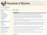 encyclopedia-of-meteorites.com