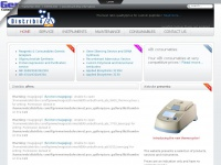 Homepage - Laboratory instruments - Distribio - Luxembourg