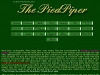 The-piedpiper.co.uk