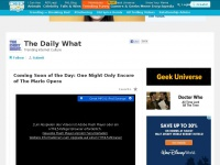 Thedailywh.at