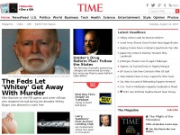 TIME - Breaking News, Analysis, Politics, Blogs, News Photos, Video, Tech Reviews
