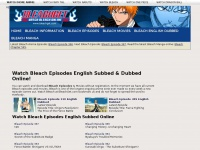 Watch Bleach Episodes English Subbed & Dubbed Movies Online