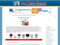 The PCman Website - fun, free games-web tools-freeware