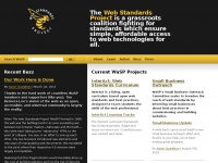 webstandards.org Thumbnail