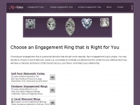 Engagement Rings / Unique Engagement Rings / Diamond Engagement Ring Buying Guide / Antique & Designer Engagement Ring Selections
