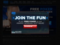 Online Poker at 888 poker official site | Get Free Bonus Now!