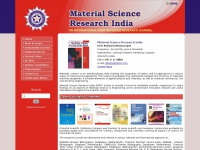 materialsciencejournal.org