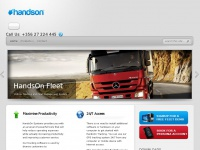 Handsonsystems.co.uk - Handson Systems | Vehicle Tracking and Fleet Management Solutions
