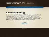 forensic-entomology.com
