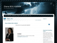 Diana BOU KARAM, aerosols impacts on climate