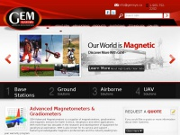 Gemsys.ca - Gem Systems | Gem Systems Advanced Magnetometer