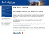 Dirtyelectricity.org