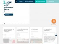 Saurclient.fr - Accueil Site Clientèle Saur