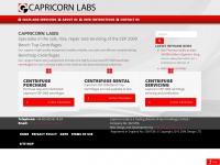 capricorn-labs.co.uk Thumbnail