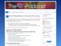 r-podcast.org Thumbnail