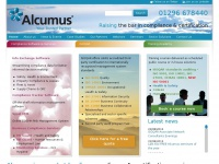 Compliance Software & ISOQAR Certification - Alcumus Group