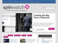 spinwatch.org.uk