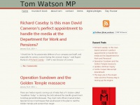 tom-watson.co.uk Thumbnail