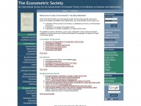econometricsociety.org