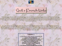 Gail's French Educational Links
