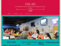 Gslad.org - GSLAD | Greater St. Louis Association of the Deaf – a Premier Deaf club in the Midwest!