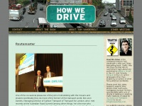 How We Drive, the Blog of Tom Vanderbilt's Traffic