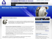 Welcome to FREEDOM MOTORS