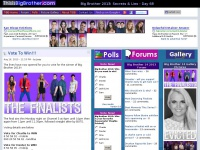 Big Brother 2015 | Celebrity BB UK | News Forum Pictures Polls | TiBB